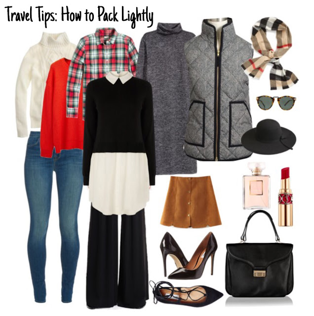 packing, light, trip, travel, travel tips, overpacking