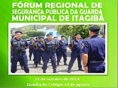 FÓRUM REGIONAL DE SEGURANÇA