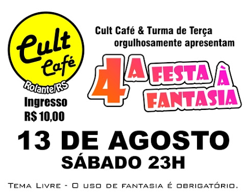 CULT CAFÉ - BAR DO LEVI (Rolante)