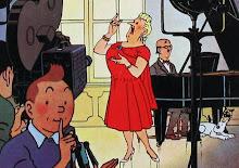 Tintim fala:atenção à ópera!