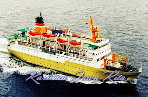 kapal pelni semarang karimun jawa