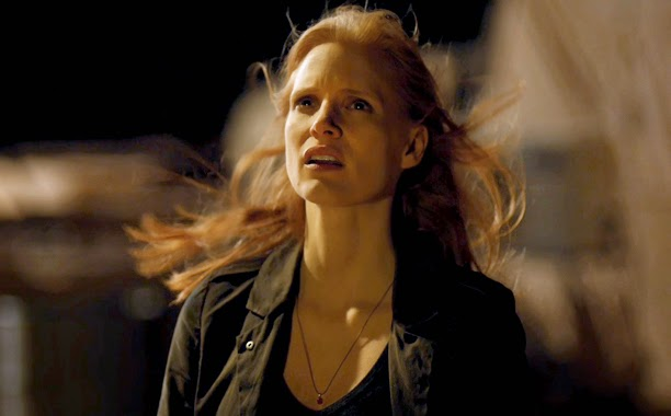 Jessica Chastain Mother Food Truck