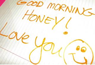 DP BBM Selamat Pagi Sayang Buat Pacar