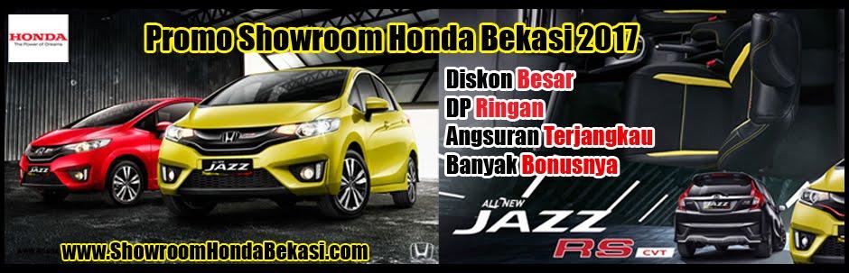 Promo Showroom Honda Bekasi - Diskon Besar Dp Ringan Angrusan Terjangkau
