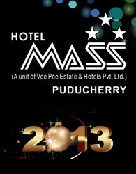 Hotel Mass - New Year 2013 party
