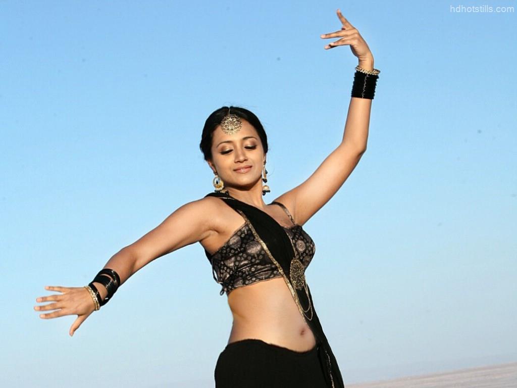 trisha hot navel images and pics   indian actress wallpapers photos