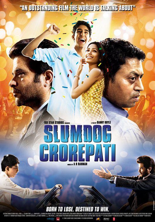 slumdog millioneir Slumdog millioneir essay  slumdog millionaire essay one conflict in the film slumdog millionaire by danny boyle is between jamal and prem kumar.