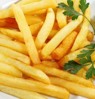 Tips dan Trik Membuat Makanan Ringan - Kentang Goreng Renyah