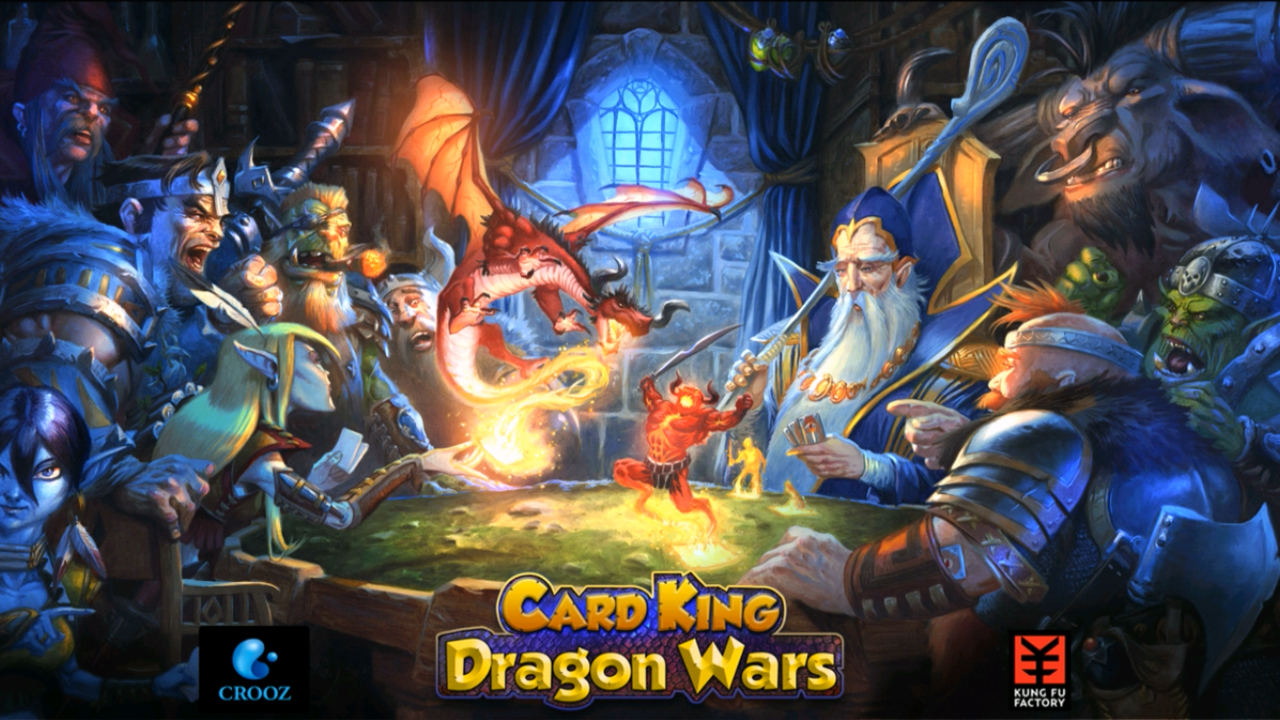 Card King: Dragon Wars Gameplay IOS / Android