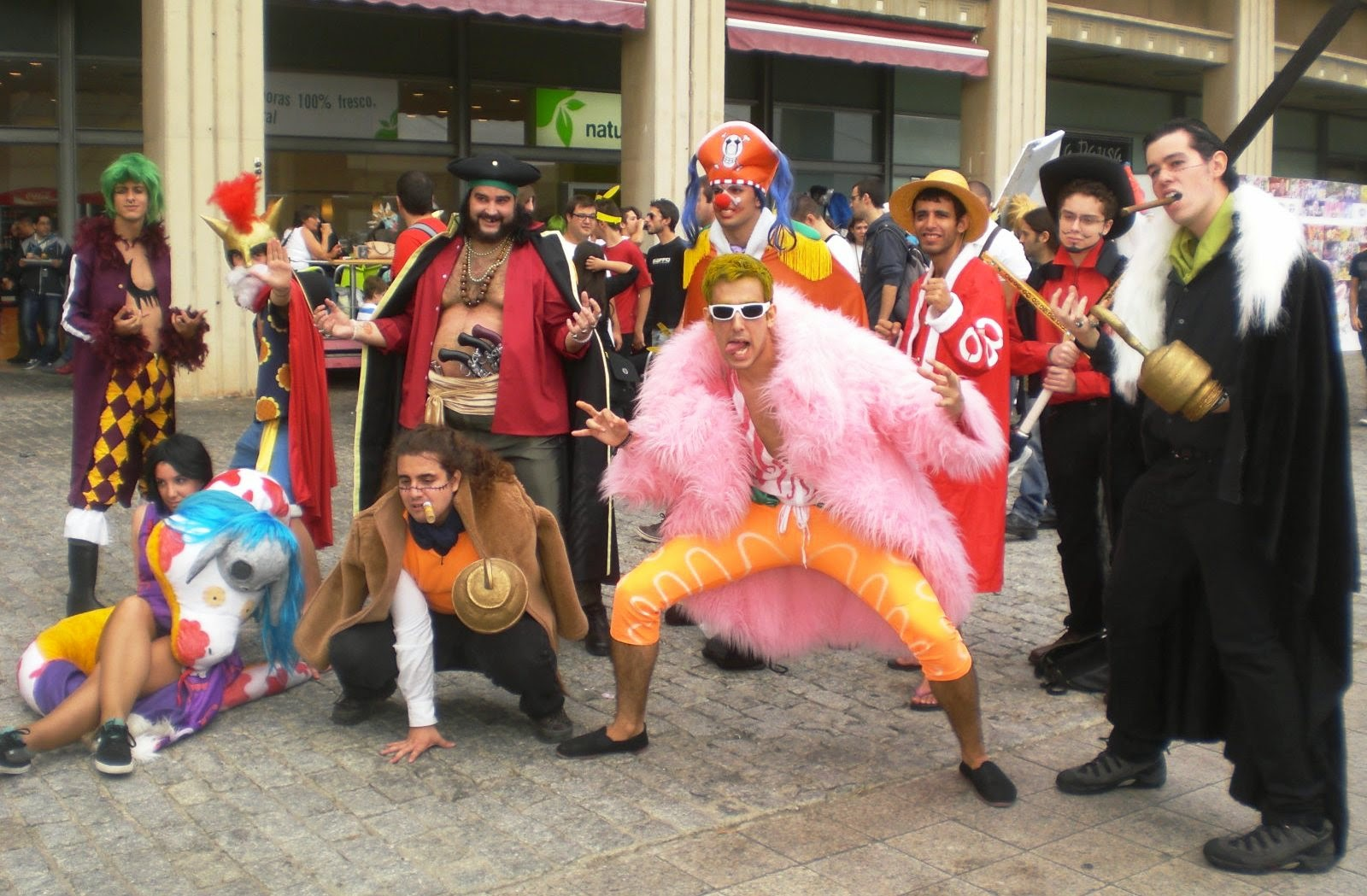 one piece cosplays