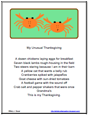 ode to thanksgiving essay Michael arlen: ode to thanksgiving it is time, at last, to speak the truth about thanksgiving, and the truth is this thanksgiving is really not such a.