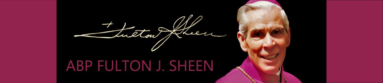Arcybiskup Fulton J. Sheen