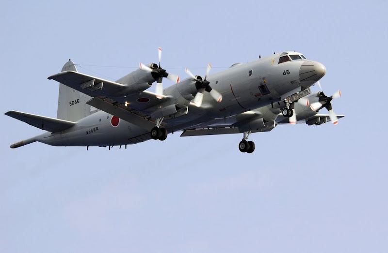 P-3C Orion Anti-Submarine Warfare
