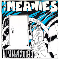 The Meanies - two singles from 1993
