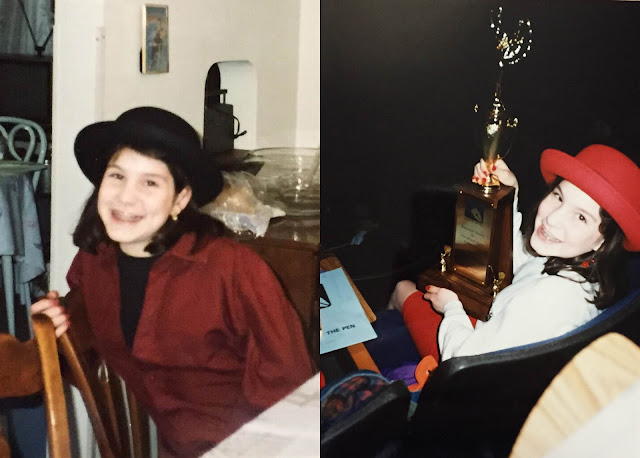 Throwback Thursday, #TBT, hats, fashion, 1990s