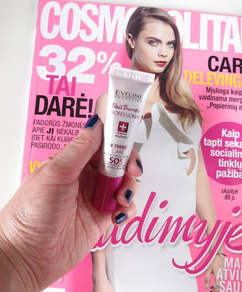 Eveline Nail Therapy X-treme care sos