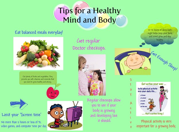 healthy tips for good health
