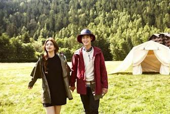 Kim Soo Hyun serta Suzy Miss A Terpilih menjadi Artis Korea yang Paling Ingin Diajak ke Festival Bunga Sakura