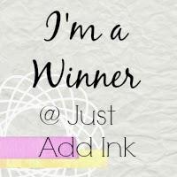 I'm a Winner @ Just Add Ink