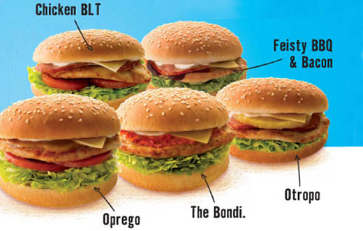 Oporto Aussie Chicken Burgers Arrive In Socal We Blog The World
