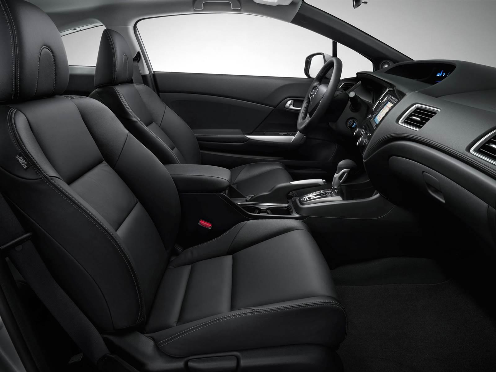Novo Honda Civic 2016