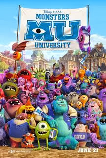 descargar Monsters University – DVDRIP LATINO