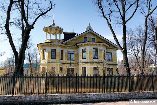 петербург каменный остров