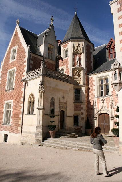 castillo-de-Clos-Lucé
