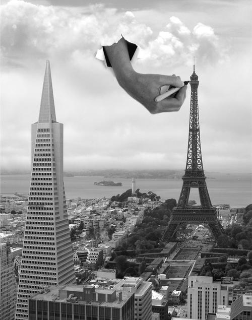 ------* SIEMPRE NOS QUEDARA PARIS *------ - Página 2 10-Intrusive-Art-Swiss-Photographer-Photo-Montage-Surreal-Thomas-Barb%25C3%25A8y-Designer-Recording-Artist-Lyricist-Fashion