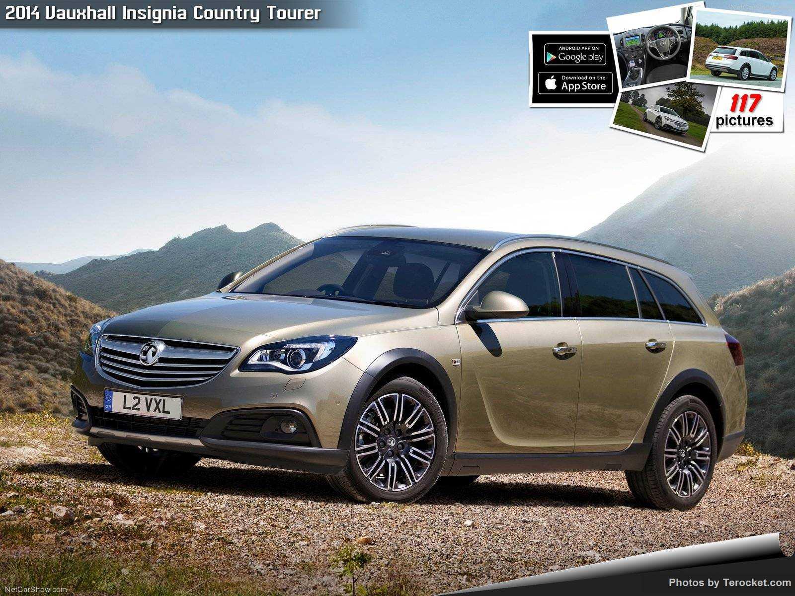 Hình ảnh xe ô tô Vauxhall Insignia Country Tourer 2014 & nội ngoại thất