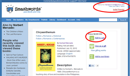 Norberto l mercados blog july 2012 change the quantity of books you would like to purchase or add other books by searching again this is the section were you can also enter a coupon code fandeluxe Image collections