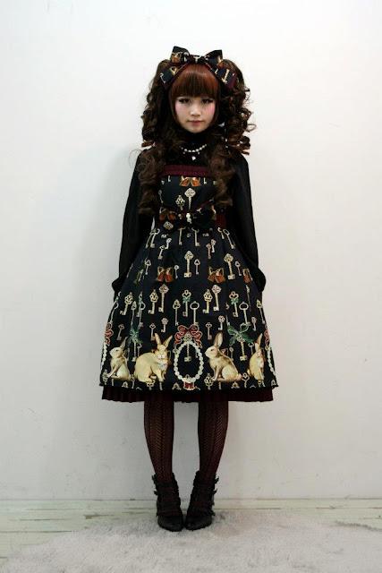 rococo fashion women