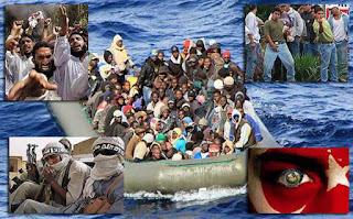 ΣΥΝΑΓΕΡΜΟΣ στα Ελληνικά Νησιά… Απόβαση Ξένων Πρακτόρων για...