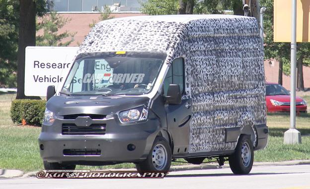 2013 - [Ford] Transit (Connect & MaxiVan) - Page 2 2013+ford+transit+2