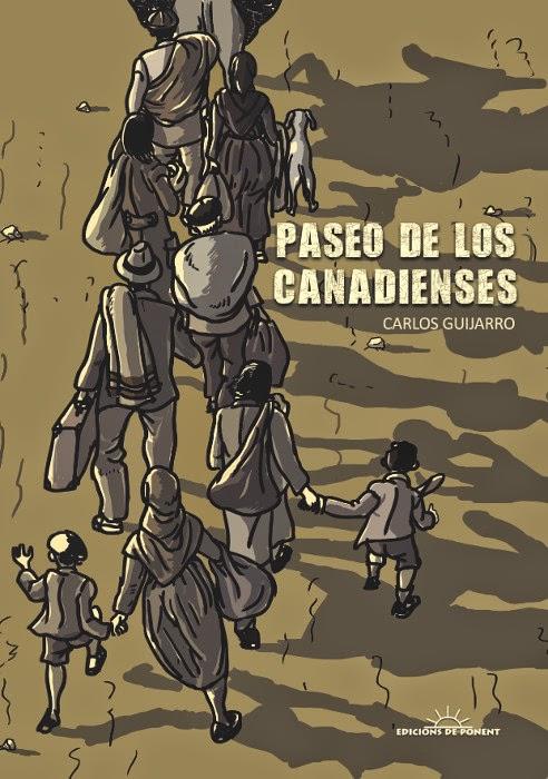 PASEO DE LOS CANADIENSES - Carlos Guijarro