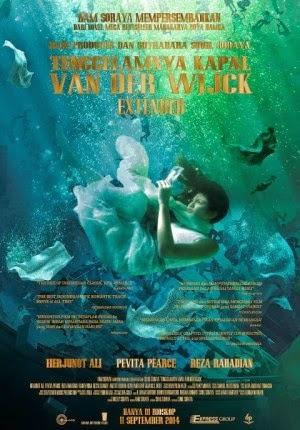 Film Tenggelamnya Kapal Van Der Wijck Extended 2014 Bioskop
