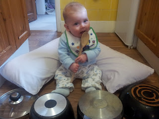 saucepan drums