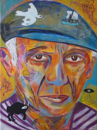 """Portrait """" Picasso"""""""