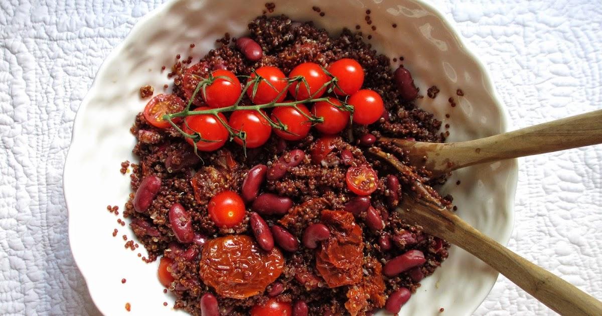 marvelous cours cuisine thermomix #13: salade+rouge+au+quinoa+7