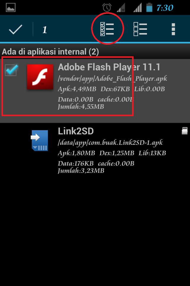 Cara Menambah Memory Internal HP/Gadget Dengan Link2SD