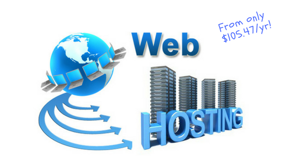 Lightning Fast Web Hosting!
