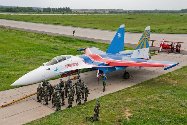 Sukhoi Su-35 airforce