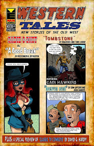 Western Tales #3 (Main Enterprises)