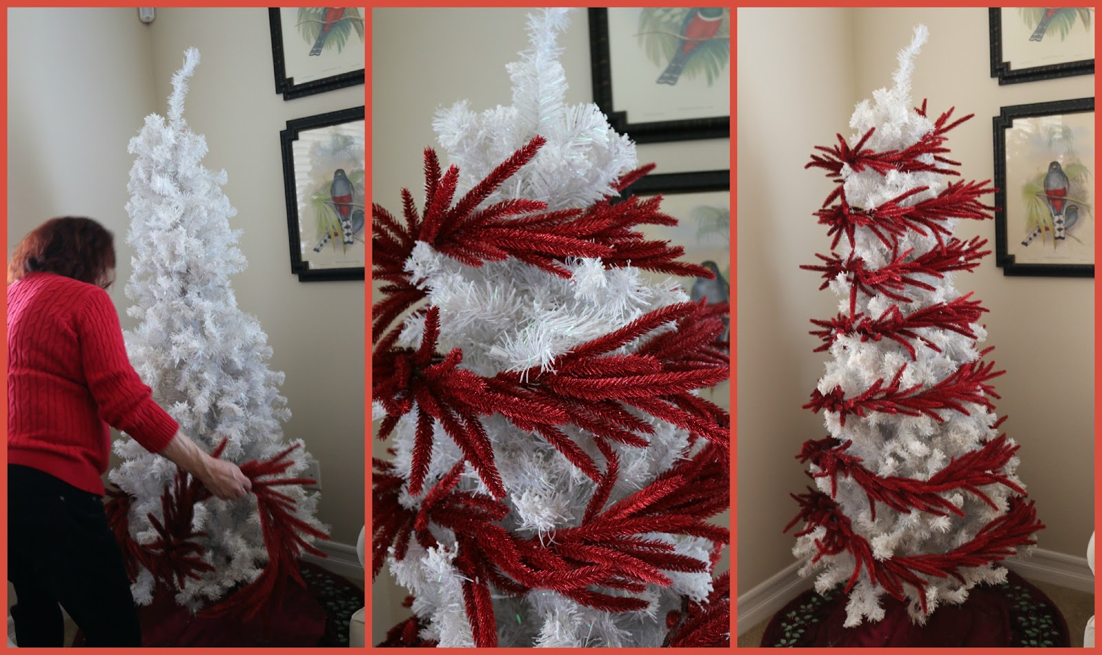 how to decorate a fancy christmas tree - Fancy Christmas Tree