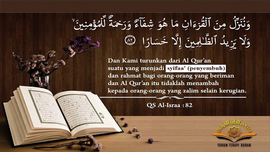 Terapi Quran