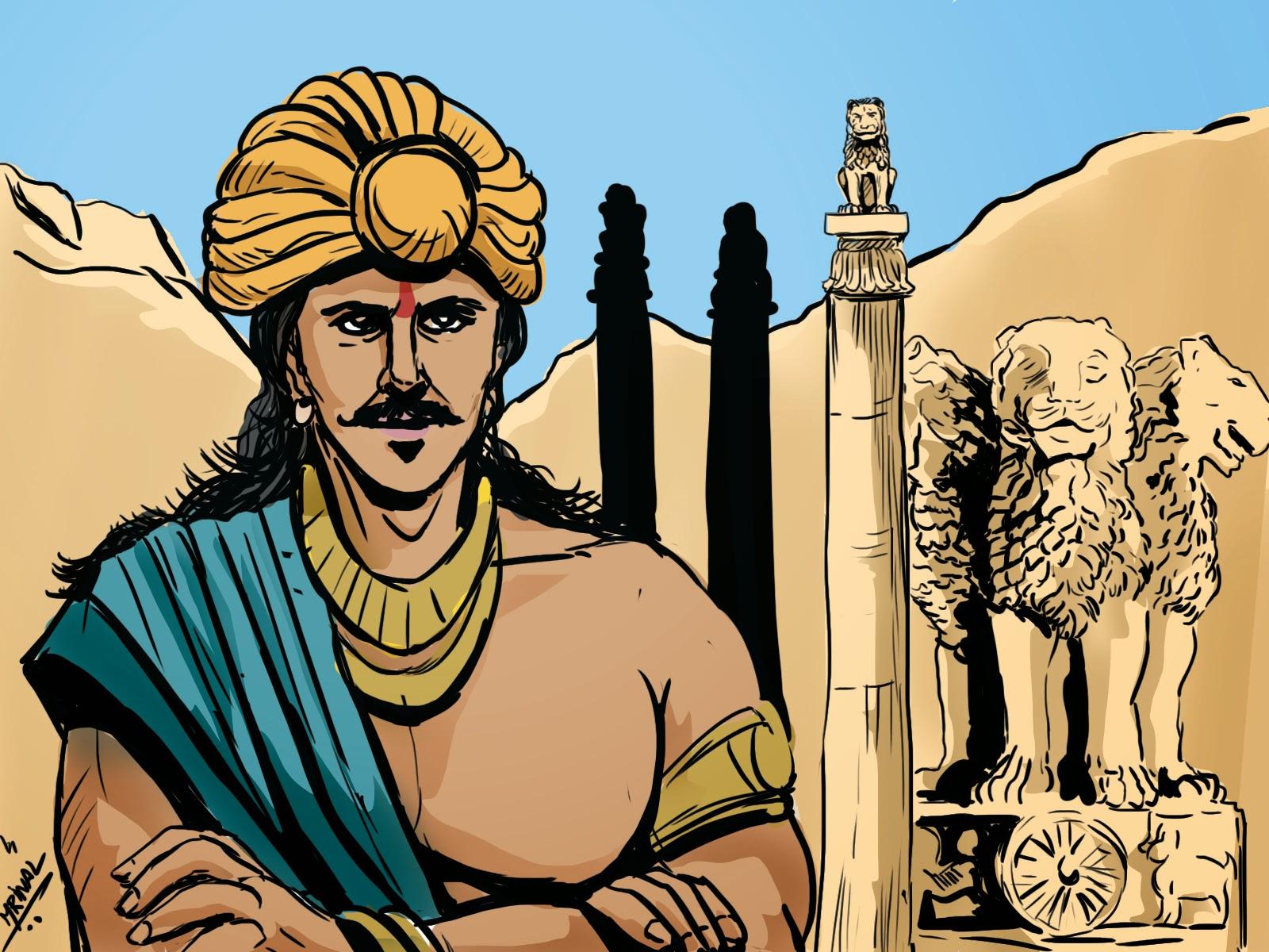 Lotus of Saraswati-Blog: Ashoka - The greatest king of ...