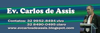 Pregador Conferencista Carlos de Assis