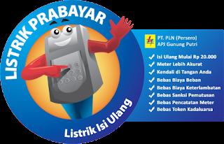 Cara Isi Token Listrik PLN Prabayar