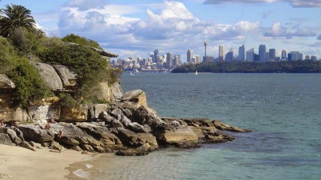 Sydney Harbour National Park du South Head