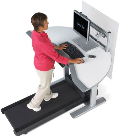 Treadmill Desks | Office Walking Desks | LifeSpan Workplace